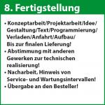 B8-Projektierung-von der Werbetechnik-Anfrage bis zur Produktion Bauschild-miete