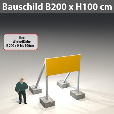 Bauschild_200x100cm