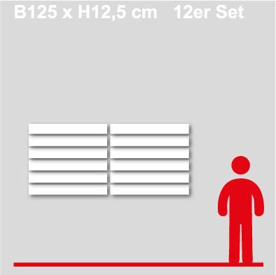 GewerkeschilderB125xH12-12er-Set
