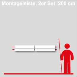 MontageleisteL200cm