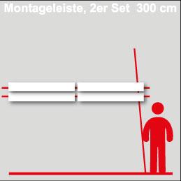 MontageleisteL300cm