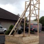 Preise für Bauschilder-Unterkonstruktion-Schilder-Bauzaunblende B27