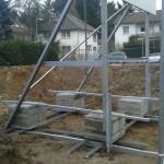 Preise für Bauschilder-Unterkonstruktion-Schilder-Bauzaunblende B34