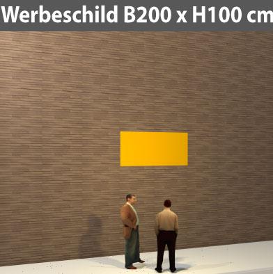 Preise für Kleinschild-Bauschild-200x100