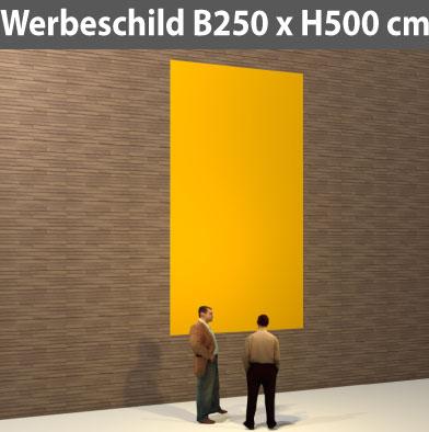 Preise für Kleinschild-Bauschild-250xh500