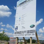 Preise für Werbegestelle-Unterkonstruktion-Bauschilder-Schilder E33