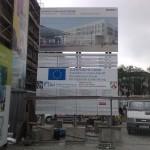 Preise für Werbegestelle-Unterkonstruktion-Bauschilder-Schilder E43
