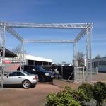 Preise für Werbegestelle-Unterkonstruktion-maxitruss-Alu-Traversen D5