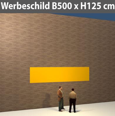 Preise für Werbeschild-Bauschild-500x125