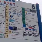 Preise für Werbeschilder-Beschriftung-Werbeplane-Aussenwerbung C80