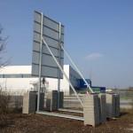 Preise für Bauschilder-Unterkonstruktion-Schilder-Bauzaunblende B17