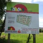 Preise für Bauschilder-Unterkonstruktion-Schilder-Bauzaunblende B43