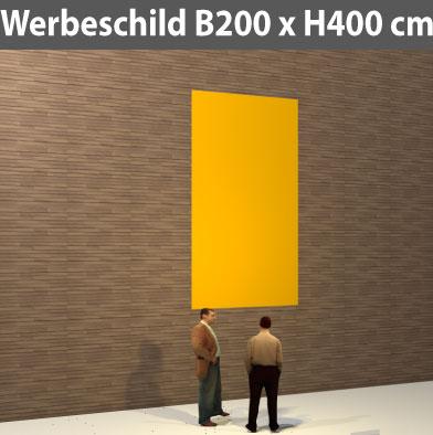 Preise für Kleinschild-Bauschild-200x400