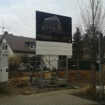 Preise für Werbegestelle-Unterkonstruktion-Bauschilder-Schilder E13