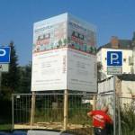 Preise für Werbegestelle-Unterkonstruktion-Bauschilder-Schilder E3