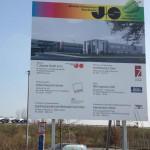 Preise für Werbegestelle-Unterkonstruktion-Bauschilder-Schilder E30