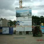 Preise für Werbegestelle-Unterkonstruktion-Bauschilder-Schilder E35