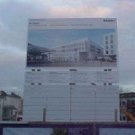 Preise für Werbegestelle-Unterkonstruktion-Bauschilder-Schilder E8