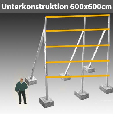 Preise für Werbegestelle-Unterkonstruktion-Bauschilder-Schilder F15