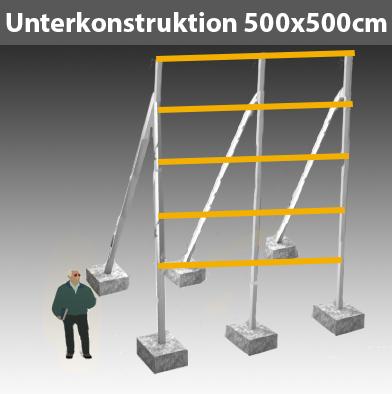 Preise für Werbegestelle-Unterkonstruktion-Bauschilder-Schilder F18