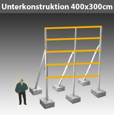 Preise für Werbegestelle-Unterkonstruktion-Bauschilder-Schilder F24