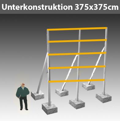 Preise für Werbegestelle-Unterkonstruktion-Bauschilder-Schilder F26