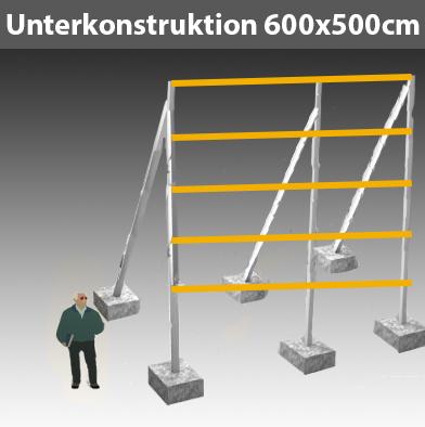Preise für Werbegestelle-Unterkonstruktion-Bauschilder-Schilder F7