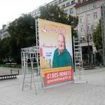 Preise für Werbegestelle-Unterkonstruktion-maxitruss-Alu-Traversen D9