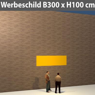 Preise für Werbeschild-Bauschild-300x100