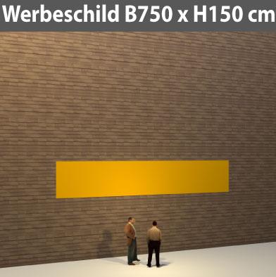 Preise für Werbeschild-Bauschild-750x150