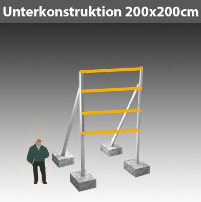 Unterkonstruktion-für-Bauschild_200x200cm