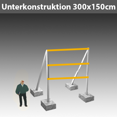 Unterkonstruktion-für-Bauschild_300x150cm