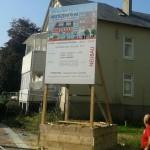 Preise für Werbegestelle-Unterkonstruktion-Bauschilder-Schilder E2