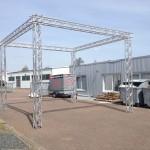 Preise für Werbegestelle-Unterkonstruktion-maxitruss-Alu-Traversen D2