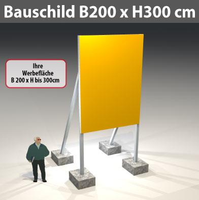 Bauschild_200x300cm