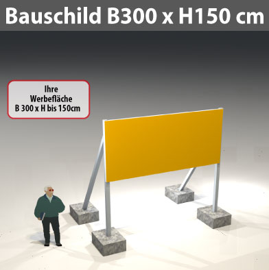 Bauschild_300x150cm