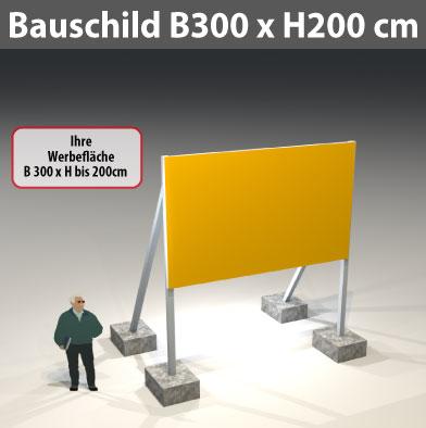 Bauschild_300x200cm