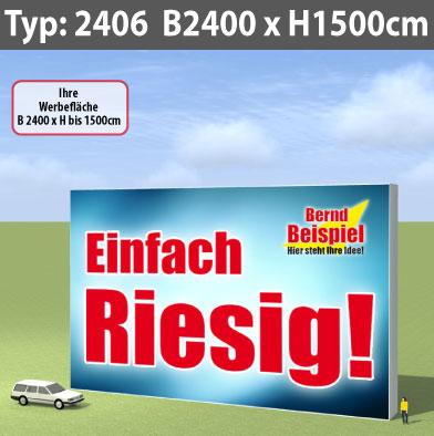 Preise für große Werbewand-gestapelte-Containerwand-maxiwall2406