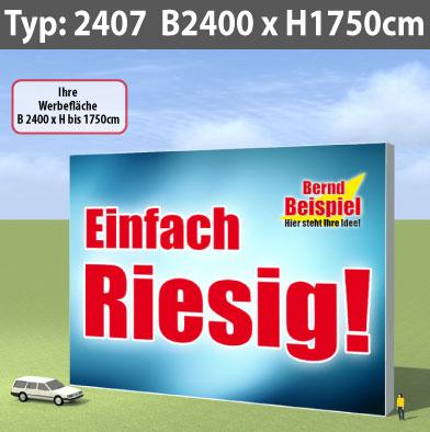 Preise für große Werbewand-gestapelte-Containerwand-maxiwall2407