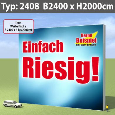 Preise für große Werbewand-gestapelte-Containerwand-maxiwall2408