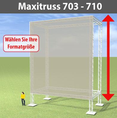 maxitruss 703-710 Alutraversen-Großwerbewände