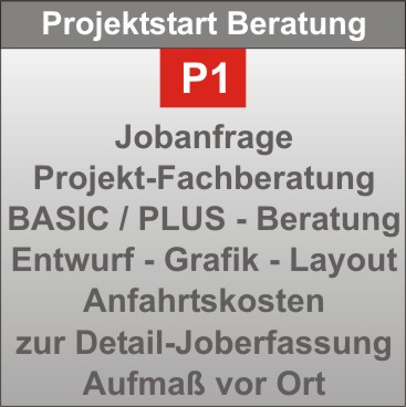 P1-Projektstart