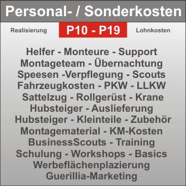 Projekt-Scouts - Montagegeräte - Krane - Hubsteiger - Fahrzeuge - Kleinmaterial