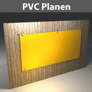 Werbebanner PVC-Plane