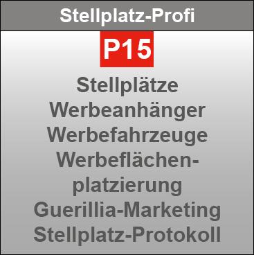 P15-Stellplätze