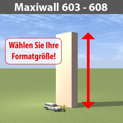 maxiwall 603 - 608