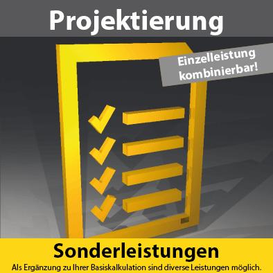 Projektierung - Diverse Dienstleistungen zur Ausführungsoptimierung für Ihr erfolgreiches Bauschild-Projekt.